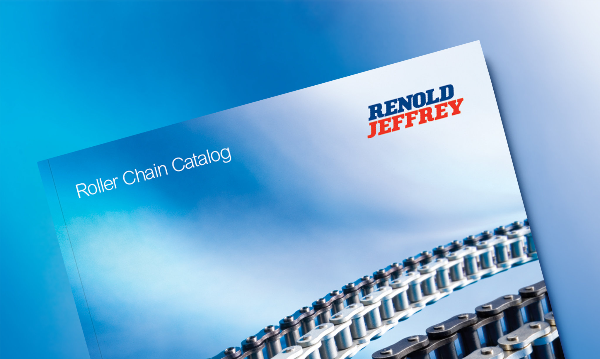 Renold Jeffrey Roller Chain Catalog