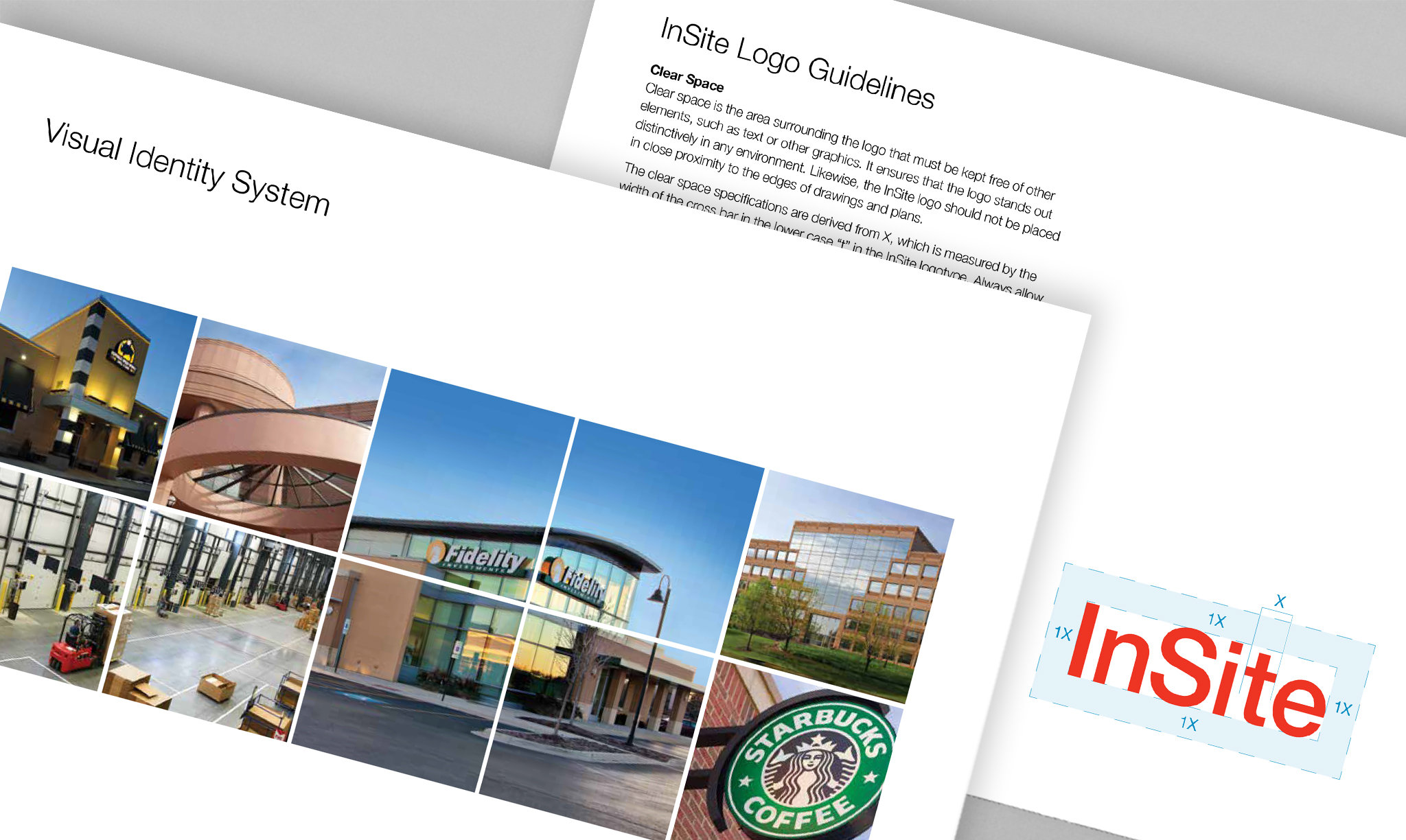 InSite Real Estate Visual Identity System