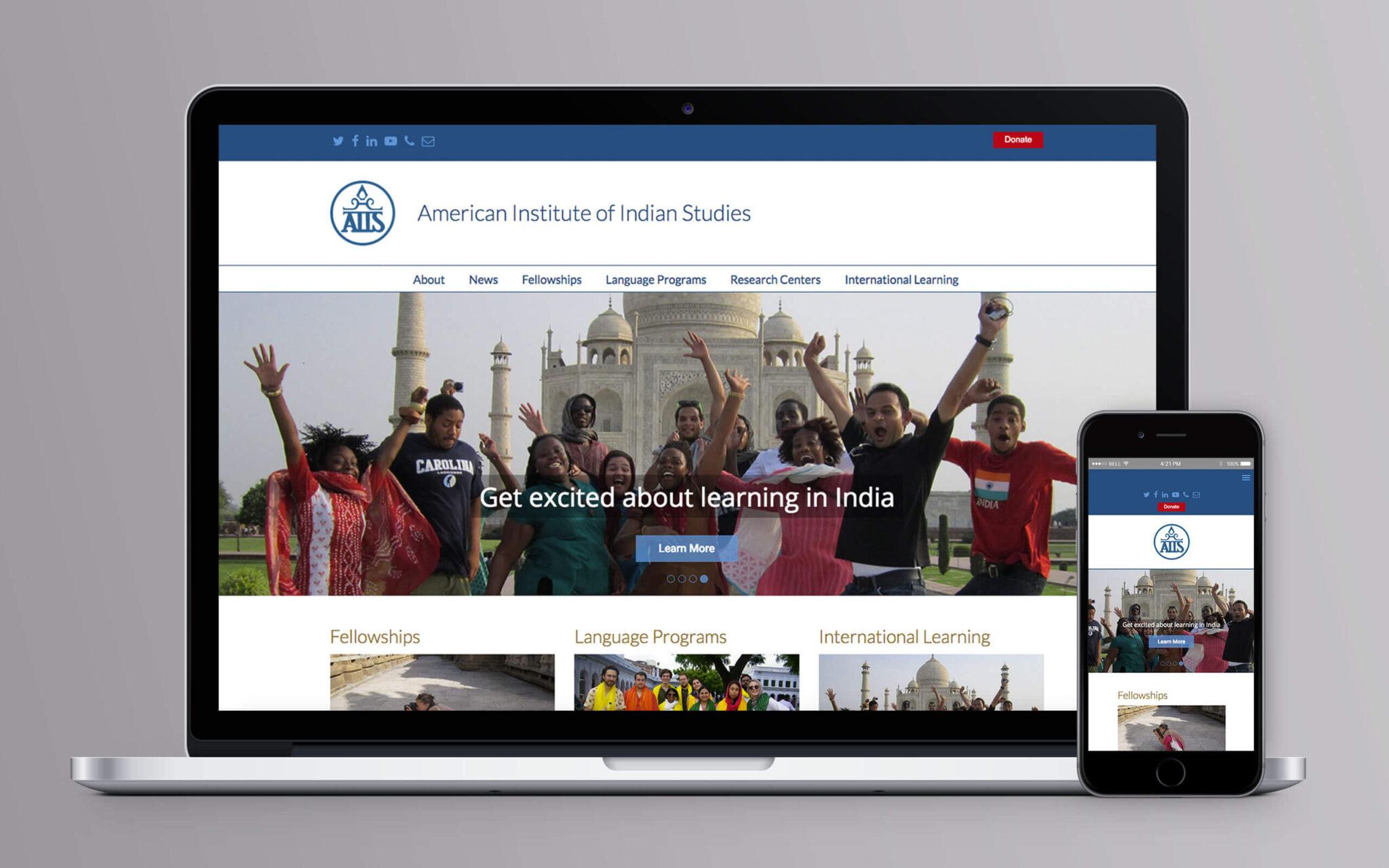 American Institute of Indian Studies American Institute of Indian Studies Website Home