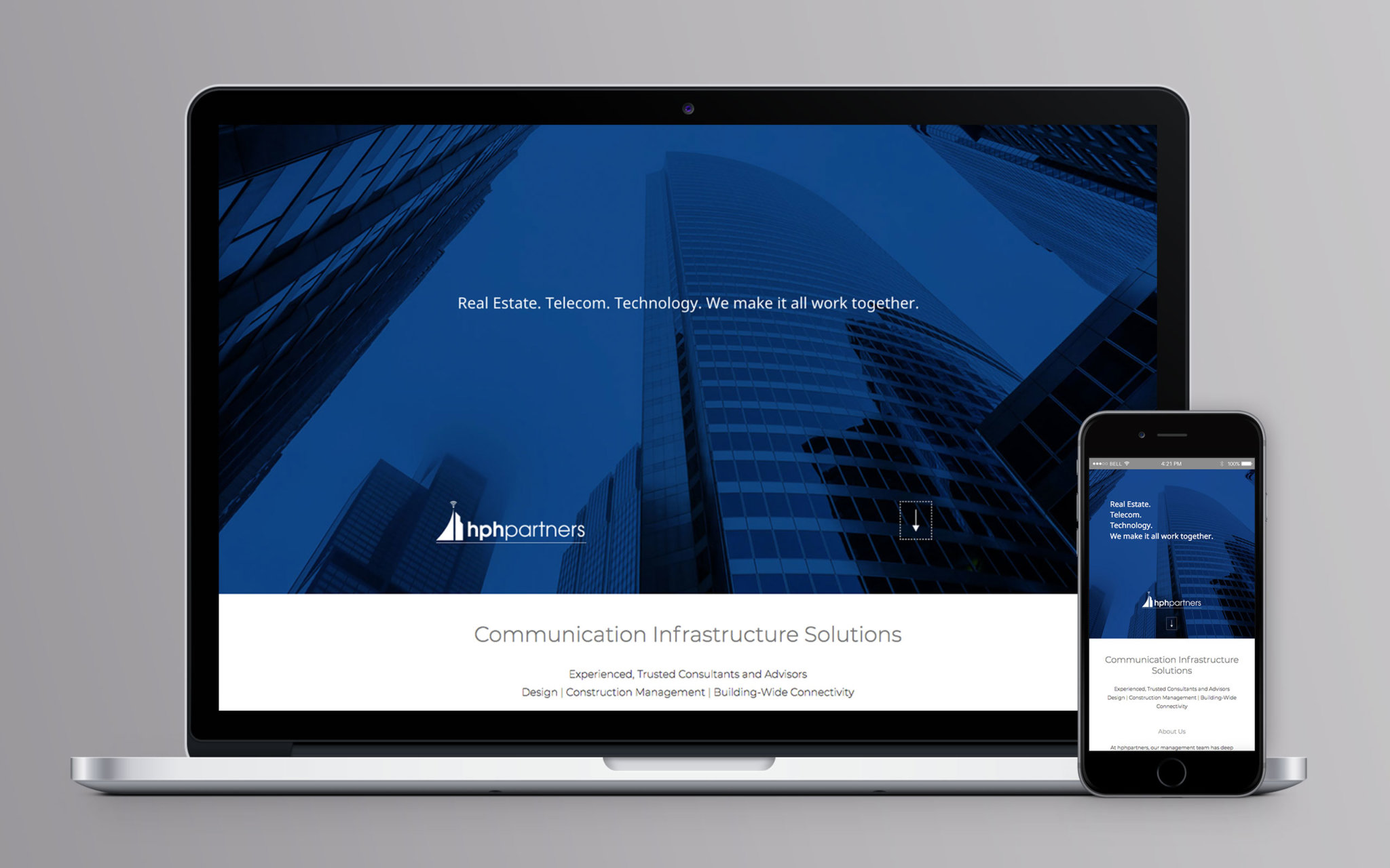 HPH Partners Website